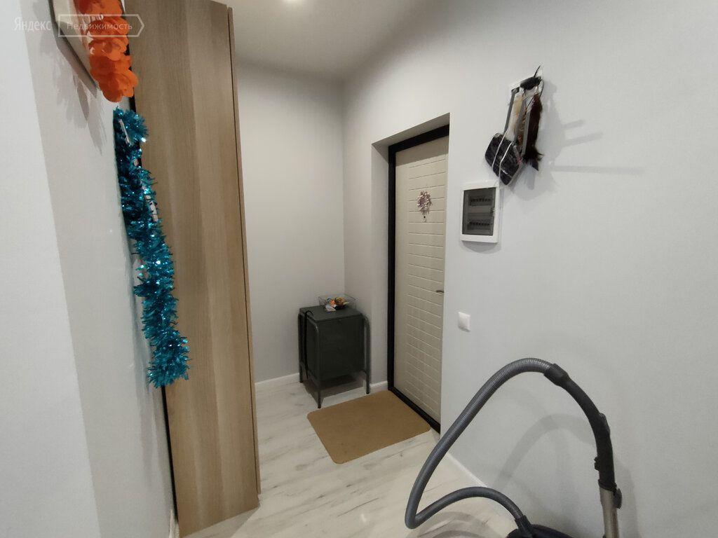 Продажа однокомнатной квартиры деревня Лобаново, Новая улица 2, цена 5800000 рублей, 2021 год объявление №562187 на megabaz.ru