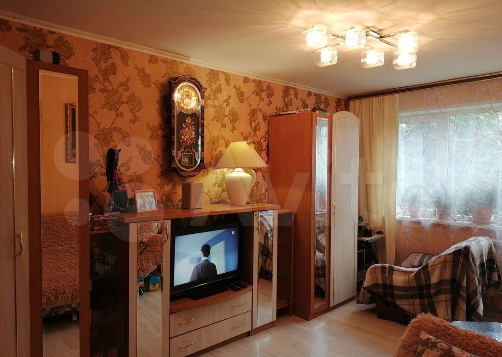 Продажа двухкомнатной квартиры рабочий посёлок имени Воровского, Рабочая улица 1, цена 4500000 рублей, 2021 год объявление №664526 на megabaz.ru