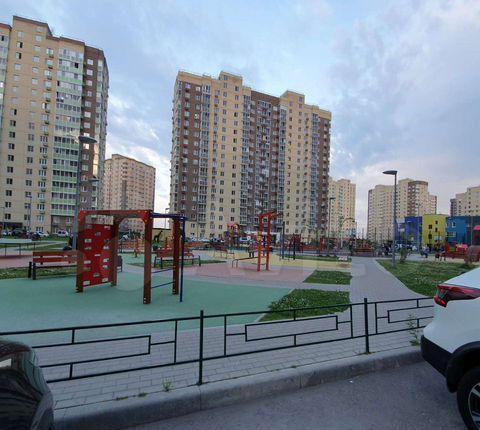 Продажа однокомнатной квартиры Люберцы, улица Камова 10/1, цена 5450000 рублей, 2021 год объявление №580463 на megabaz.ru
