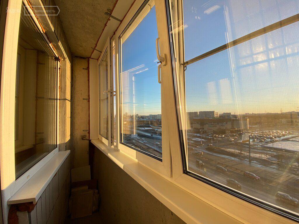 Продажа однокомнатной квартиры Москва, метро Волоколамская, Пятницкое шоссе 6, цена 10500000 рублей, 2021 год объявление №593903 на megabaz.ru