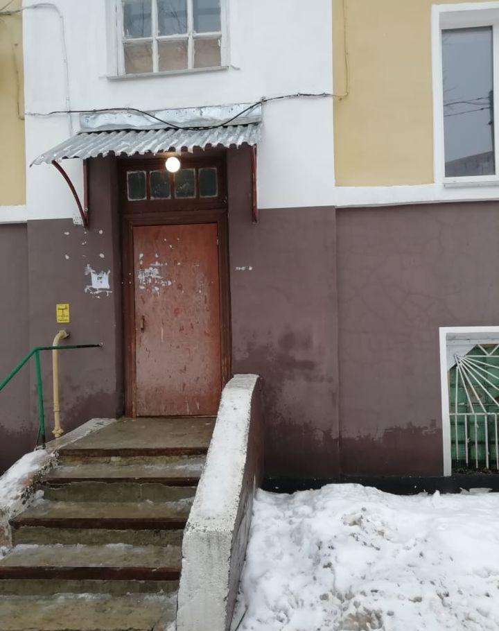 Продажа комнаты Кашира, улица Сергея Ионова 3, цена 450000 рублей, 2021 год объявление №562935 на megabaz.ru