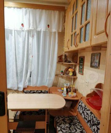 Продажа двухкомнатной квартиры Кашира, улица Победы 1, цена 2800000 рублей, 2021 год объявление №544828 на megabaz.ru