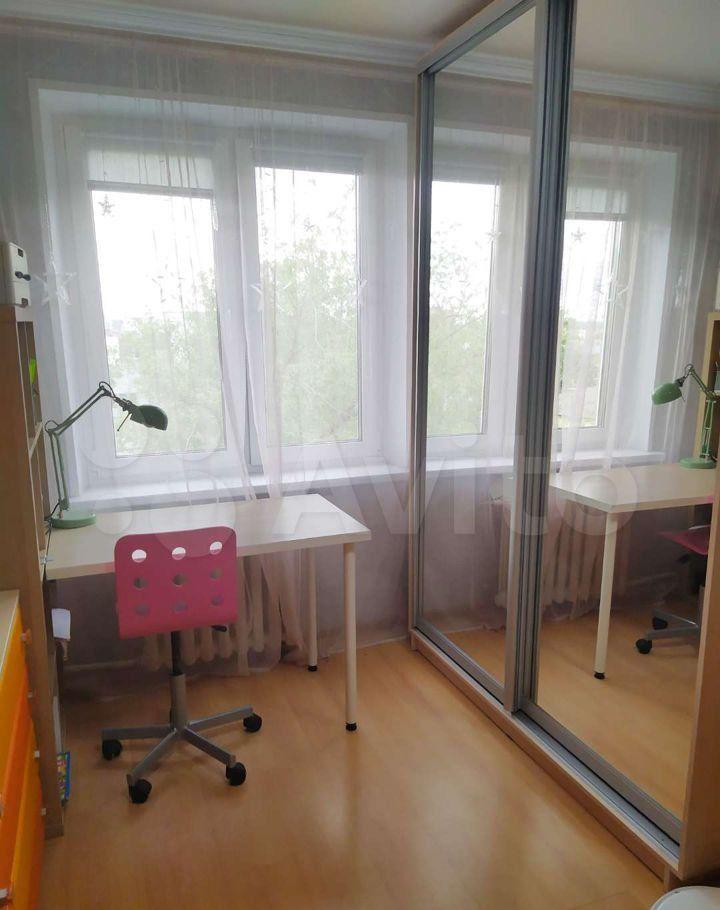Продажа трёхкомнатной квартиры поселок Большевик, улица Ленина 96, цена 6250000 рублей, 2021 год объявление №648034 на megabaz.ru