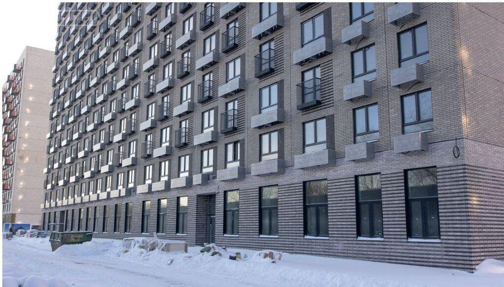 Продажа трёхкомнатной квартиры Москва, метро Савеловская, Складочная улица 6к7, цена 18500000 рублей, 2021 год объявление №563712 на megabaz.ru