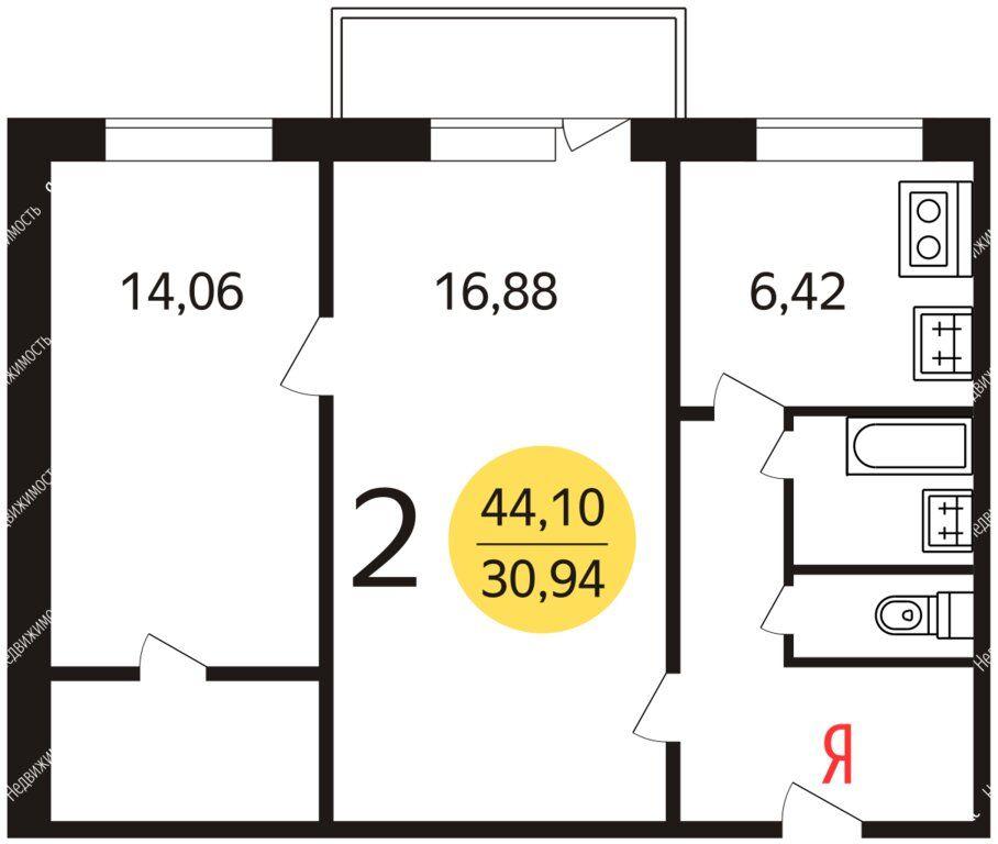 Аренда двухкомнатной квартиры Москва, метро Белорусская, улица Бутырский Вал 30, цена 60000 рублей, 2021 год объявление №1320783 на megabaz.ru