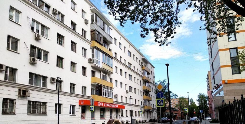 Продажа студии Москва, метро Менделеевская, 2-й Лесной переулок 2/35, цена 5390000 рублей, 2020 год объявление №450585 на megabaz.ru