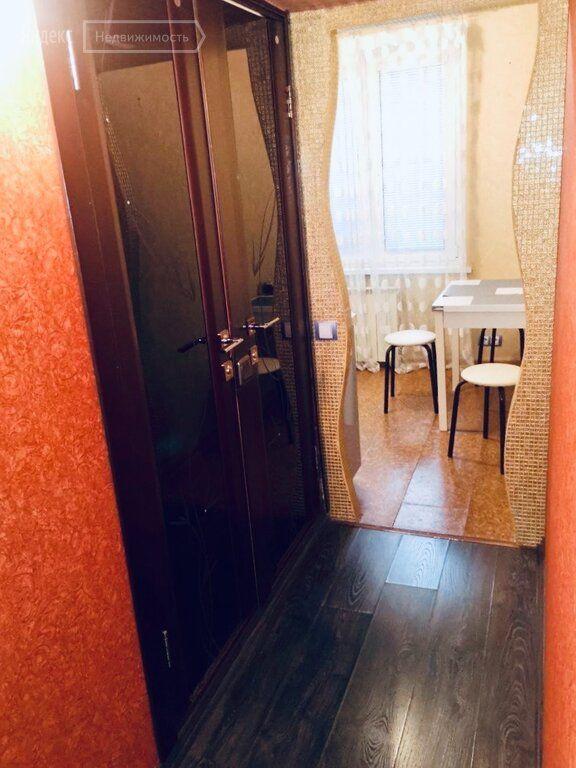 Аренда однокомнатной квартиры Москва, метро Выхино, Снайперская улица 12, цена 35000 рублей, 2021 год объявление №1430478 на megabaz.ru