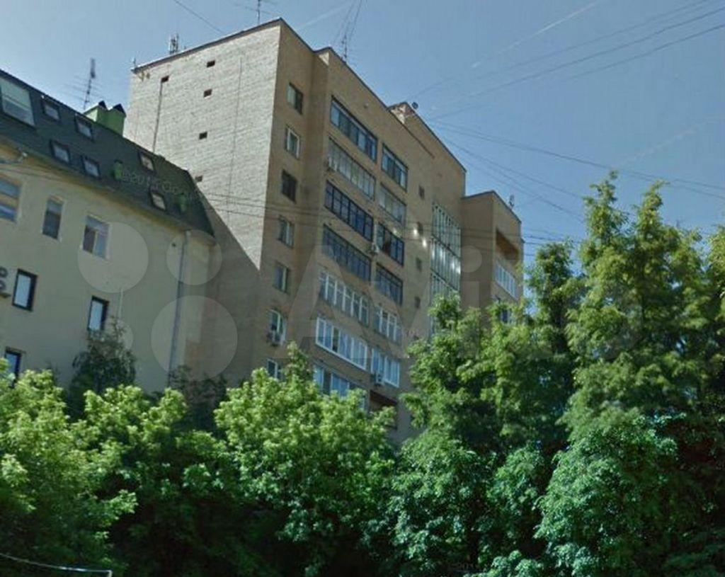Продажа трёхкомнатной квартиры Москва, метро Маяковская, Большой Козихинский переулок 27с2, цена 72500000 рублей, 2021 год объявление №604442 на megabaz.ru