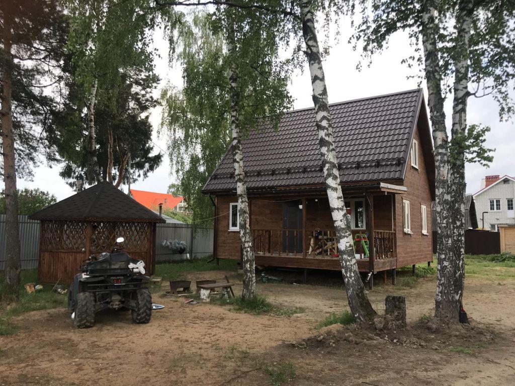 Продажа дома село Тарасовка, Берёзовая улица, цена 3200000 рублей, 2021 год объявление №415258 на megabaz.ru