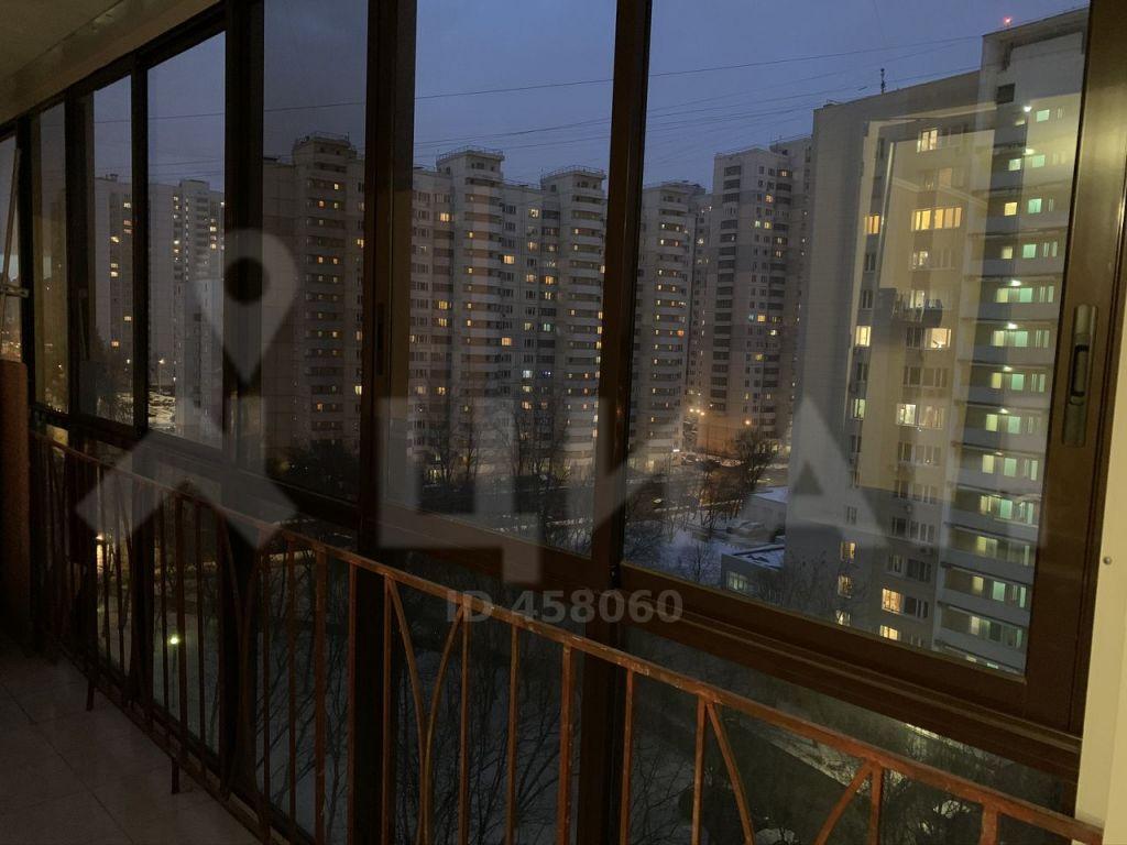 Продажа двухкомнатной квартиры Москва, метро Пионерская, Кастанаевская улица 50к1, цена 15000000 рублей, 2020 год объявление №376623 на megabaz.ru