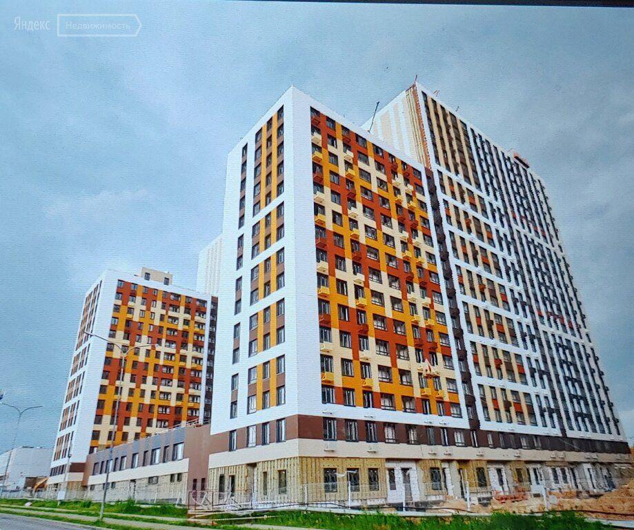 Продажа студии рабочий поселок Новоивановское, цена 3600000 рублей, 2021 год объявление №438036 на megabaz.ru