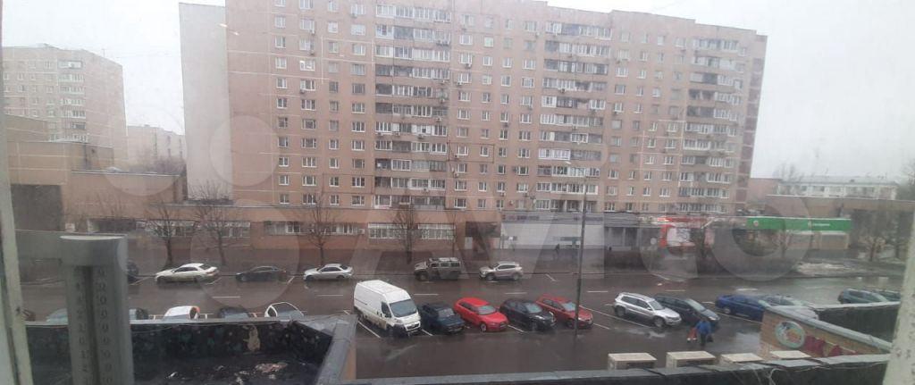 Продажа однокомнатной квартиры Москва, метро Перово, Перовская улица 33к1, цена 9850000 рублей, 2021 год объявление №704924 на megabaz.ru
