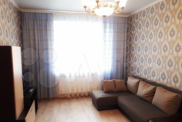 Аренда однокомнатной квартиры поселок Мебельной фабрики, Заречная улица 1, цена 25000 рублей, 2021 год объявление №1052412 на megabaz.ru