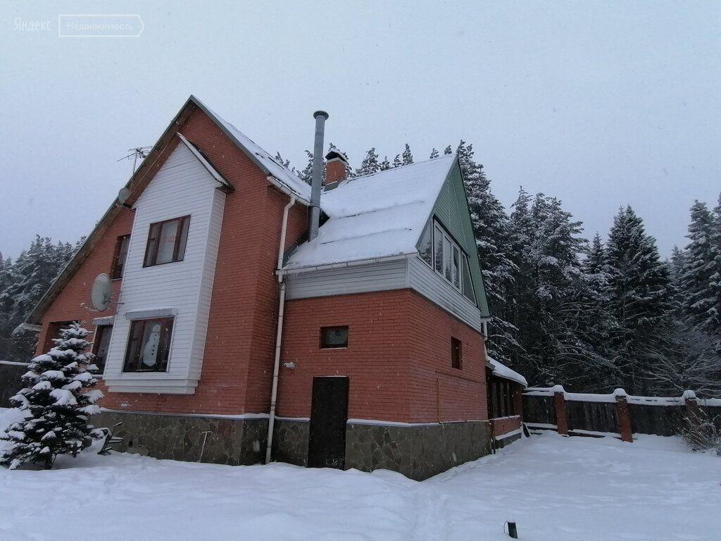 Продажа дома дачный посёлок Ашукино, Дальняя улица 18, цена 11800000 рублей, 2021 год объявление №564817 на megabaz.ru