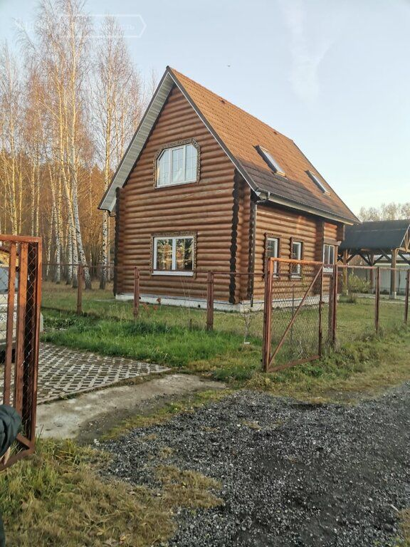 Продажа дома село Ильинское, цена 4900000 рублей, 2021 год объявление №565548 на megabaz.ru