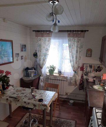 Продажа дома СНТ Заозёрный, улица Комарова 96, цена 3800000 рублей, 2021 год объявление №597454 на megabaz.ru