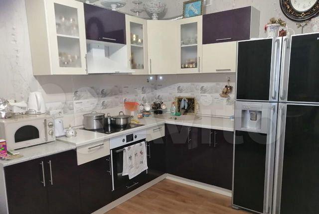 Продажа двухкомнатной квартиры поселок Мебельной фабрики, Заречная улица 5, цена 7900000 рублей, 2021 год объявление №564506 на megabaz.ru