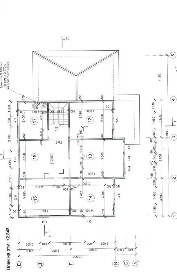 Продажа дома село Петровское, цена 9990000 рублей, 2021 год объявление №635655 на megabaz.ru