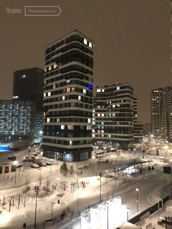 Продажа однокомнатной квартиры Москва, метро Охотный ряд, проезд Невельского 6к3, цена 13000000 рублей, 2021 год объявление №565253 на megabaz.ru