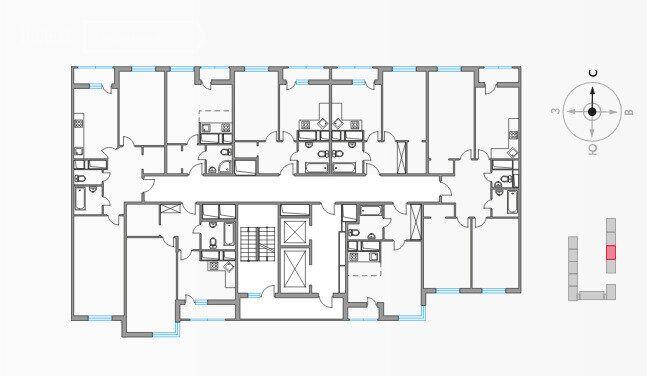 Продажа однокомнатной квартиры рабочий поселок Новоивановское, бульвар Эйнштейна 3, цена 5891735 рублей, 2021 год объявление №565433 на megabaz.ru
