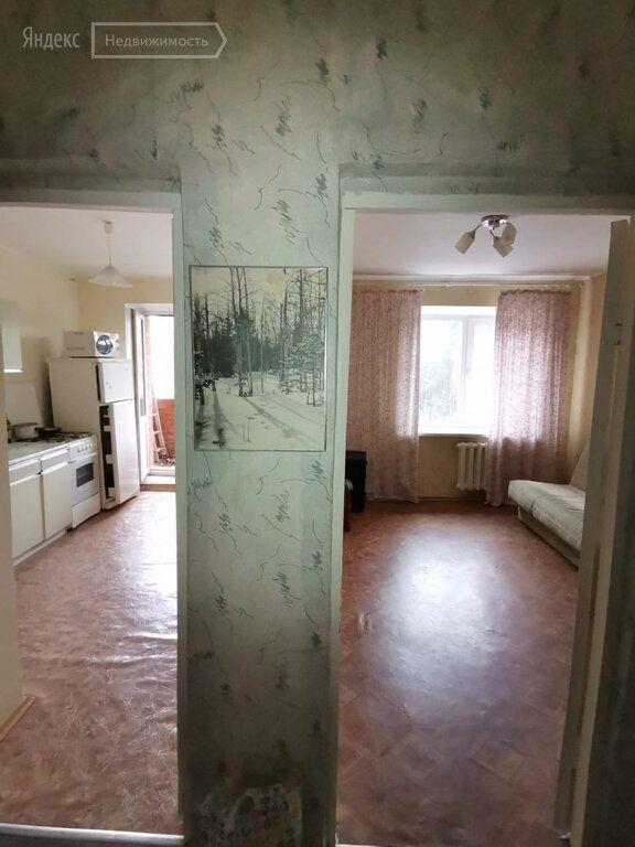 Продажа однокомнатной квартиры Красноармейск, улица Чкалова 18, цена 3100000 рублей, 2021 год объявление №565507 на megabaz.ru