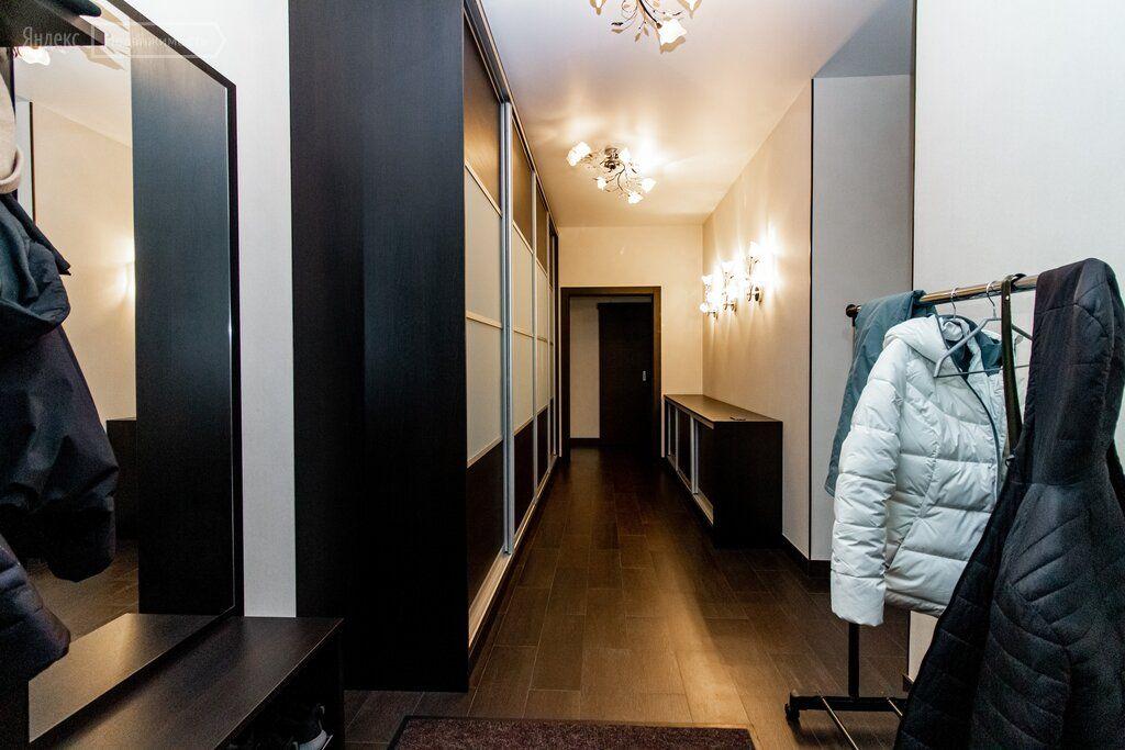Продажа трёхкомнатной квартиры Москва, метро Кунцевская, Истринская улица 8к3, цена 35000000 рублей, 2021 год объявление №582081 на megabaz.ru
