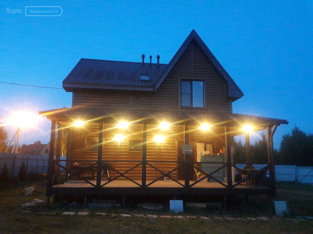 Продажа дома деревня Головково, цена 6200000 рублей, 2021 год объявление №582062 на megabaz.ru