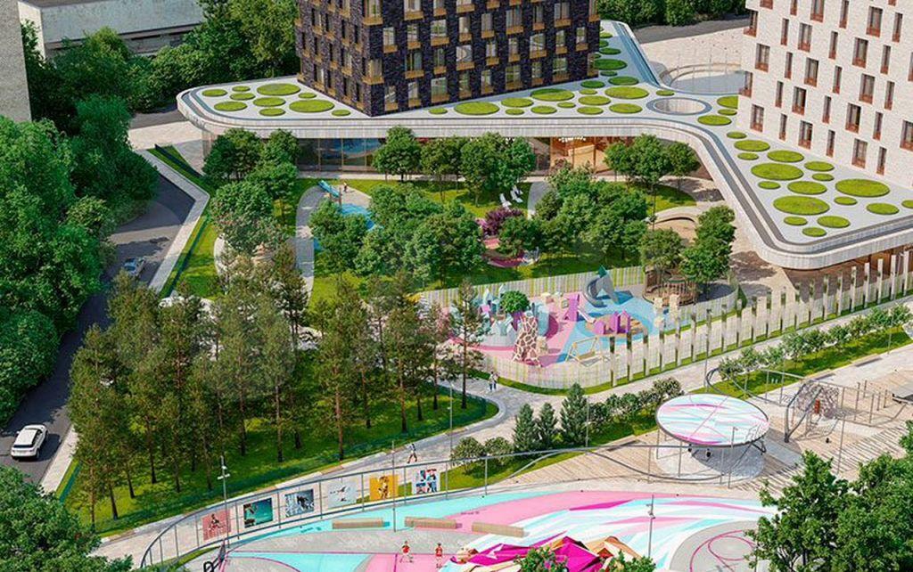 Продажа двухкомнатной квартиры Москва, метро Фили, цена 24200000 рублей, 2021 год объявление №550618 на megabaz.ru