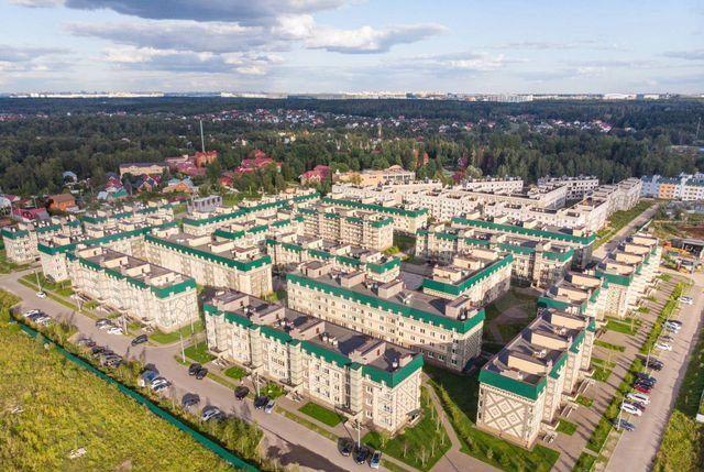 Продажа двухкомнатной квартиры дачный посёлок Лесной Городок, цена 5288130 рублей, 2021 год объявление №573616 на megabaz.ru