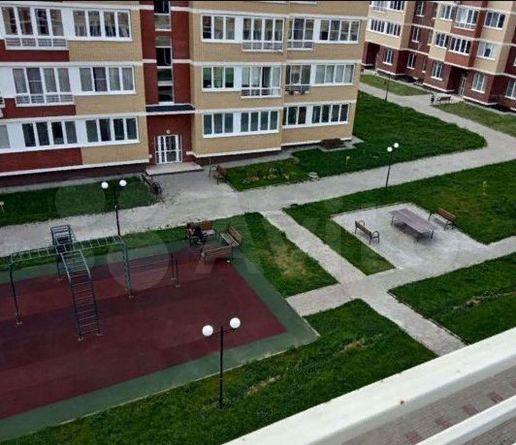 Продажа однокомнатной квартиры деревня Высоково, цена 5200000 рублей, 2021 год объявление №693010 на megabaz.ru