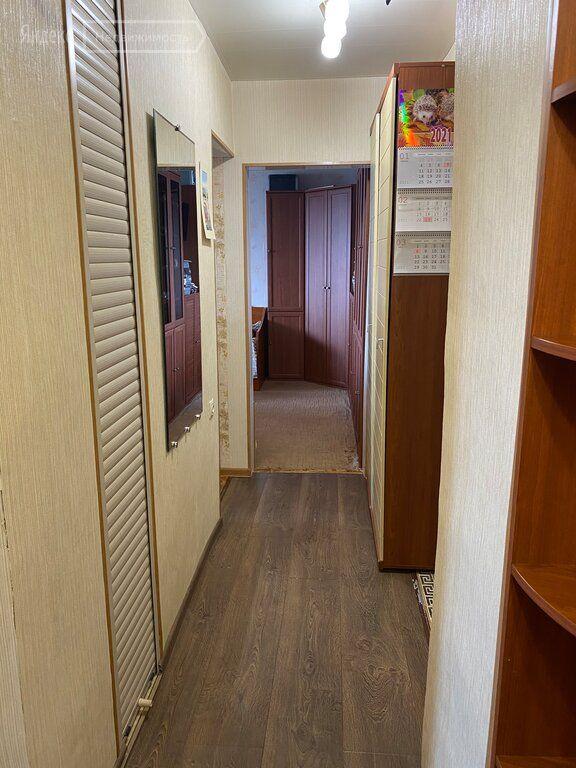 Продажа двухкомнатной квартиры Краснознаменск, Комсомольский бульвар 6, цена 6350000 рублей, 2021 год объявление №566070 на megabaz.ru
