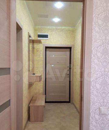 Аренда однокомнатной квартиры поселок Мебельной фабрики, Заречная улица 1, цена 25000 рублей, 2021 год объявление №1323125 на megabaz.ru