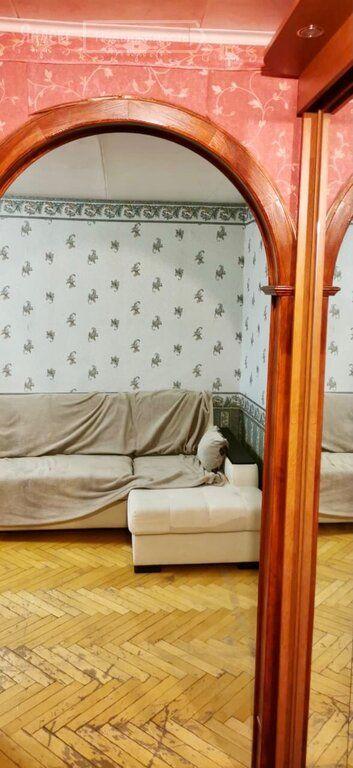 Продажа двухкомнатной квартиры Москва, метро Проспект Мира, Выползов переулок 6, цена 13900000 рублей, 2021 год объявление №566145 на megabaz.ru