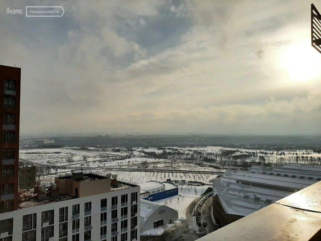 Продажа двухкомнатной квартиры рабочий поселок Новоивановское, бульвар Эйнштейна 3, цена 7700000 рублей, 2021 год объявление №575856 на megabaz.ru