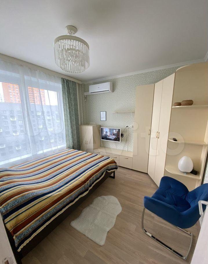 Аренда однокомнатной квартиры Москва, Боровское шоссе 2Ак3, цена 40000 рублей, 2021 год объявление №1373999 на megabaz.ru