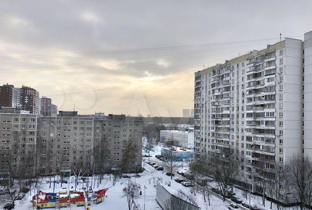 Продажа однокомнатной квартиры Москва, метро Улица Старокачаловская, улица Грина 18, цена 11200000 рублей, 2021 год объявление №566147 на megabaz.ru
