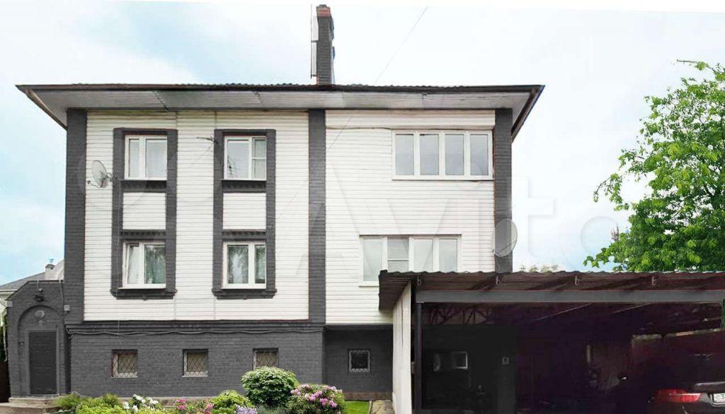 Продажа дома деревня Марьино, цена 24000000 рублей, 2021 год объявление №598416 на megabaz.ru
