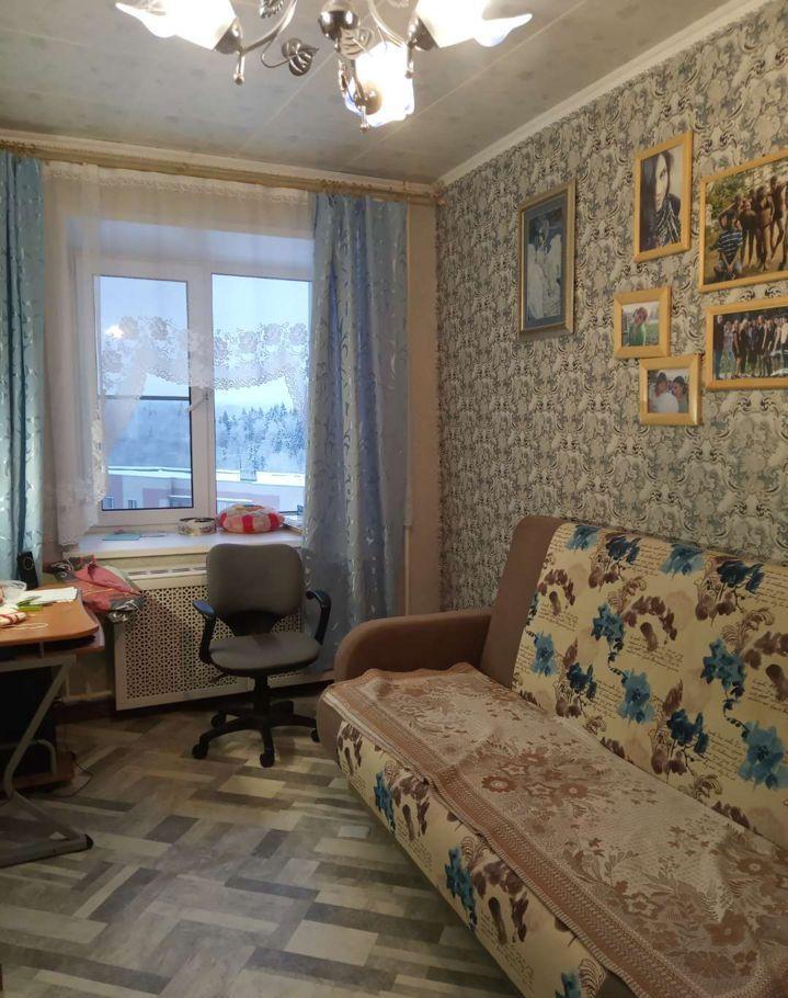 Продажа двухкомнатной квартиры поселок Реммаш, Институтская улица 9, цена 2600000 рублей, 2021 год объявление №566706 на megabaz.ru