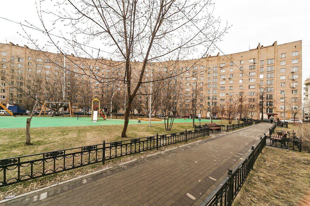 Продажа однокомнатной квартиры Москва, метро Киевская, 1-й Вражский переулок 4, цена 12500000 рублей, 2021 год объявление №566702 на megabaz.ru