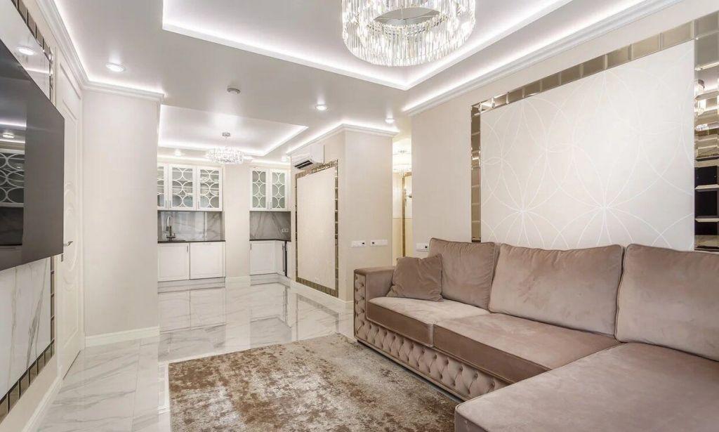 Продажа трёхкомнатной квартиры Москва, метро Беговая, Хорошёвское шоссе 12к1, цена 32000000 рублей, 2021 год объявление №566748 на megabaz.ru