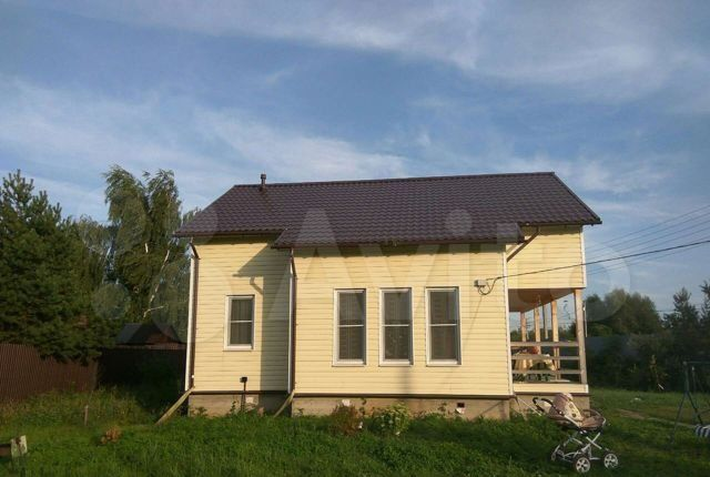 Продажа дома деревня Ледово, цена 6000000 рублей, 2021 год объявление №532425 на megabaz.ru