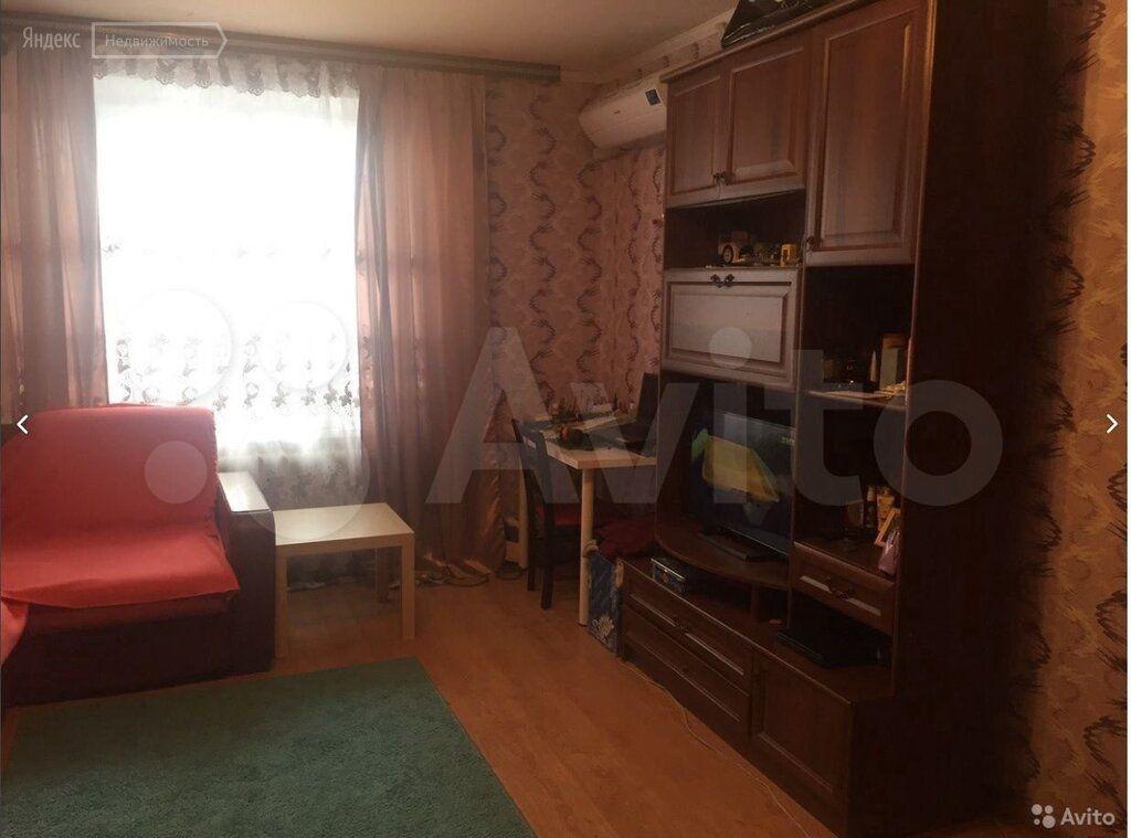 Продажа однокомнатной квартиры Москва, метро Измайловская, Никитинская улица 12, цена 7500000 рублей, 2021 год объявление №566701 на megabaz.ru