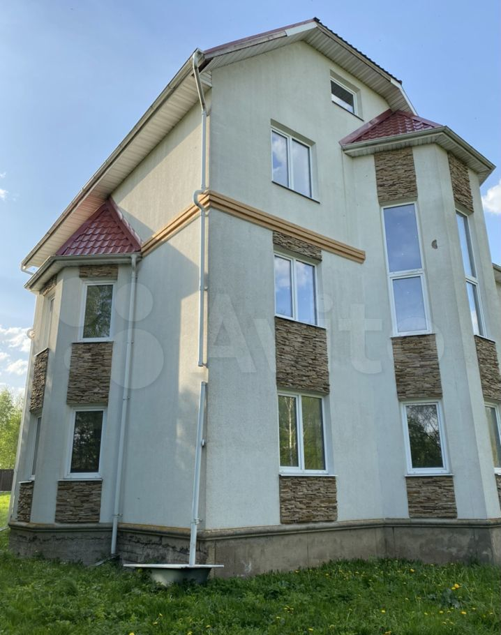 Продажа дома село Ивановское, Дачная улица, цена 8500000 рублей, 2021 год объявление №636486 на megabaz.ru