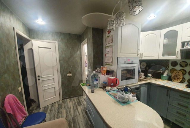 Продажа двухкомнатной квартиры село Воскресенское, цена 5300000 рублей, 2021 год объявление №566756 на megabaz.ru
