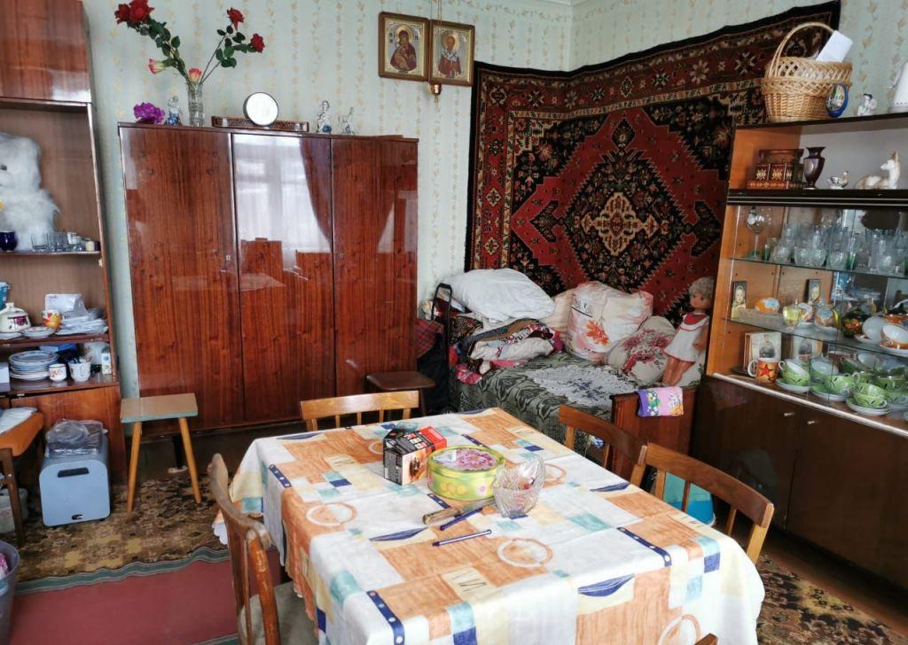 Продажа однокомнатной квартиры село Рогачёво, Первомайская улица 36, цена 1000000 рублей, 2021 год объявление №567161 на megabaz.ru