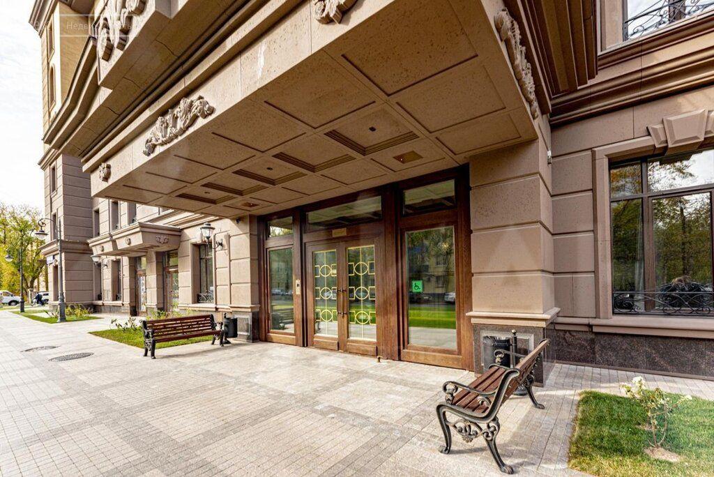Продажа однокомнатной квартиры Москва, метро Полежаевская, Хорошёвское шоссе 25Ак2, цена 15150000 рублей, 2021 год объявление №584308 на megabaz.ru
