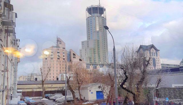 Продажа студии Москва, метро Павелецкая, улица Зацепский Вал 5, цена 6450000 рублей, 2021 год объявление №567185 на megabaz.ru