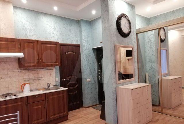 Аренда студии поселок Мебельной фабрики, Лесной переулок 6, цена 21000 рублей, 2021 год объявление №1226451 на megabaz.ru