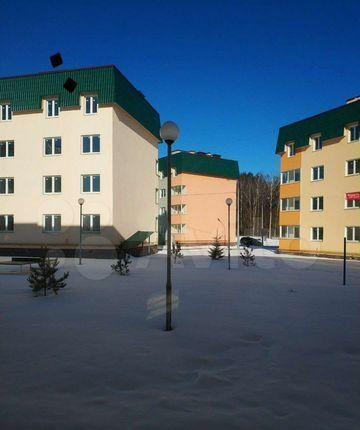 Продажа однокомнатной квартиры деревня Солманово, Елисейская улица 17, цена 5100000 рублей, 2021 год объявление №589080 на megabaz.ru