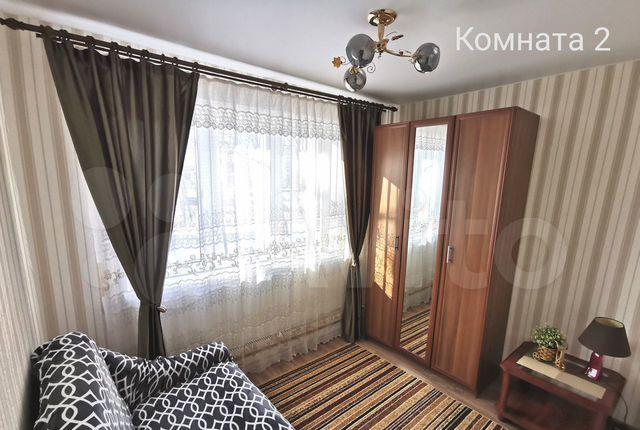 Аренда двухкомнатной квартиры Реутов, метро Новокосино, Комсомольская улица 25, цена 30000 рублей, 2021 год объявление №1328635 на megabaz.ru